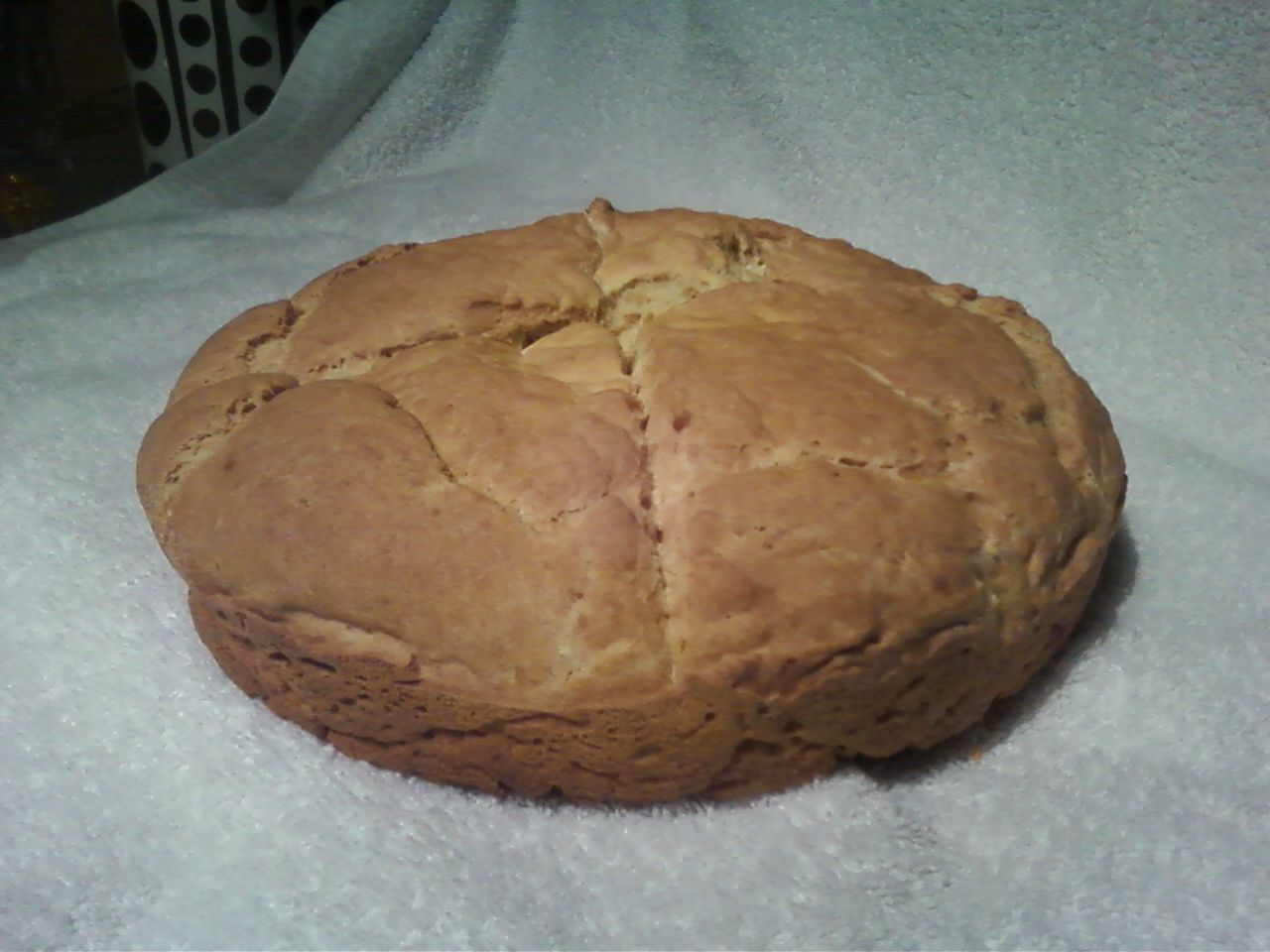 GF Soda Bread