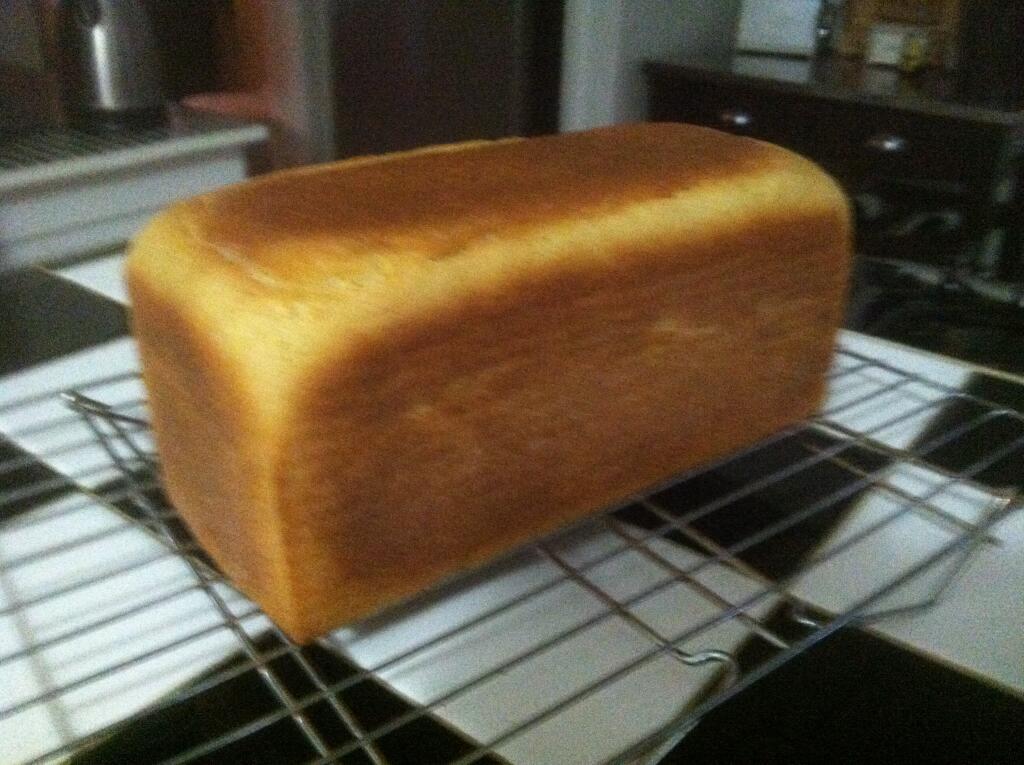 Gluten Free Bread (Pullman)