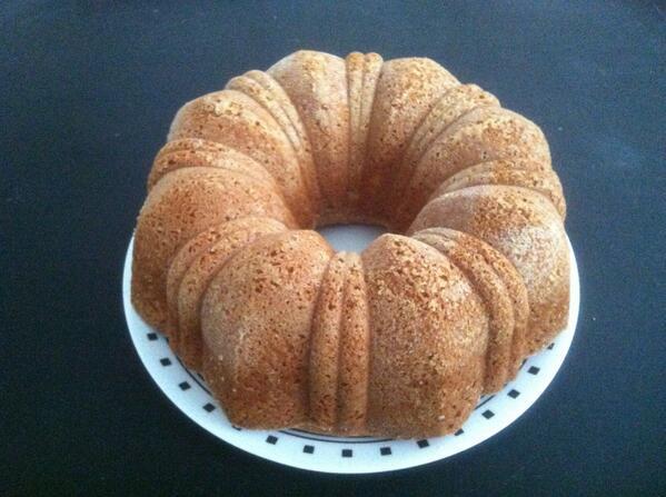 GF White Pound Cake