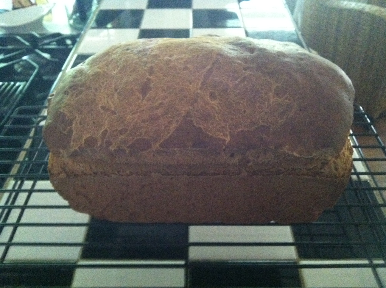 Heritage Wholegrain Bread
