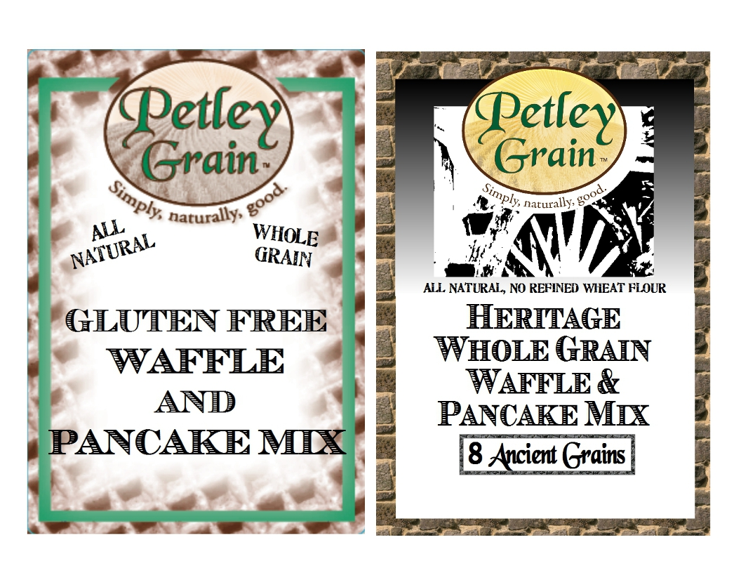 GF pancake and Heritage pancake